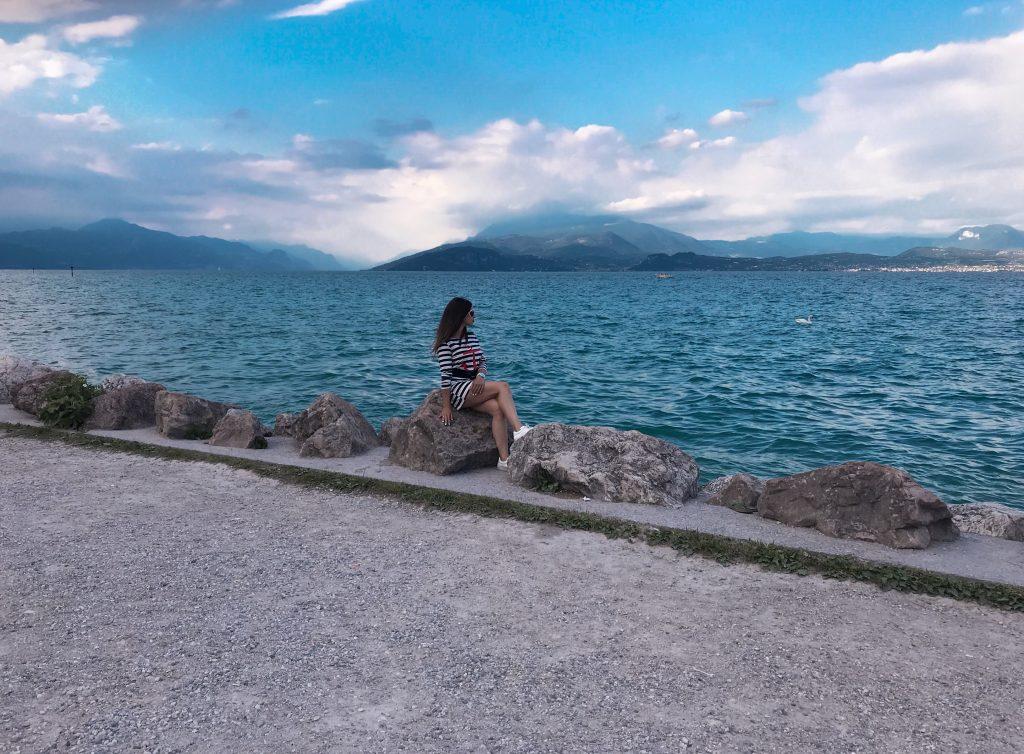озеро Гарда Италия
